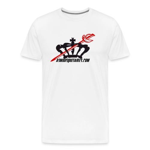 Tshirt homme Logo Munegu 2 - T-shirt Premium Homme