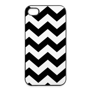 Zigzag - Coque rigide iPhone 4/4s