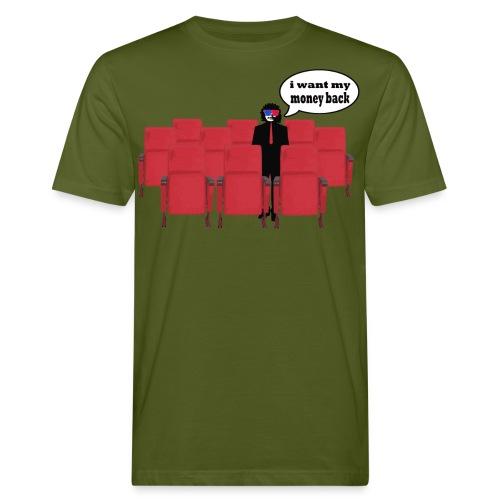 3D Joke - Männer Bio-T-Shirt