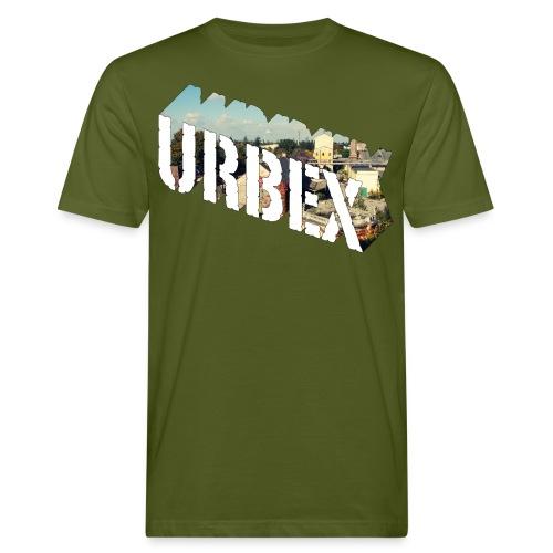 3D URBEX - Männer Bio-T-Shirt