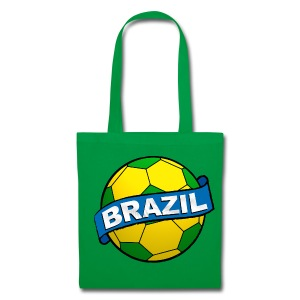 Brazil sport supporter - Tote Bag