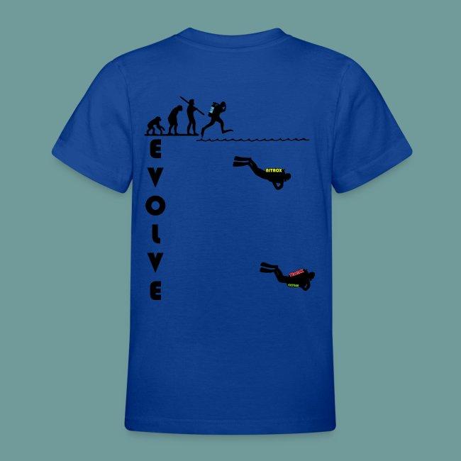 Tshirt  ado UDS Evolve