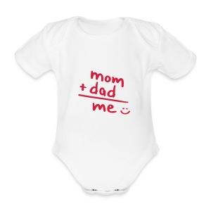 Body neonato - Body ecologico per neonato a manica corta