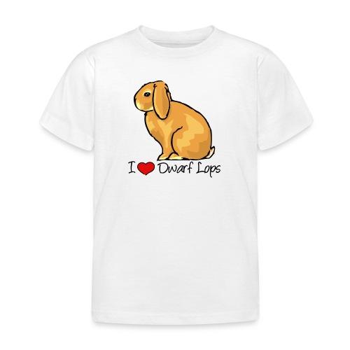 Dwarf Lop - Kids' T-Shirt