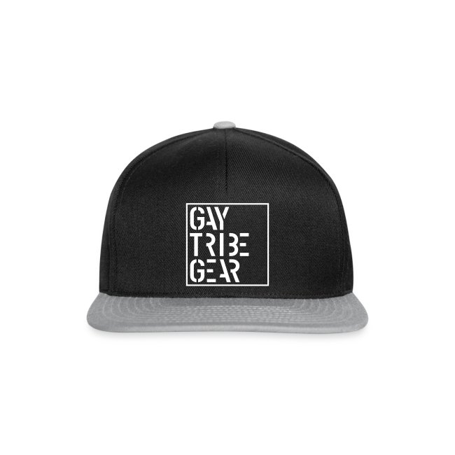 GAY TRIBE GEAR Snapback Cap