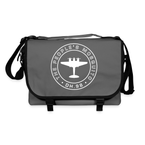 Mission Patch Shoulder Bag - Grey - Shoulder Bag