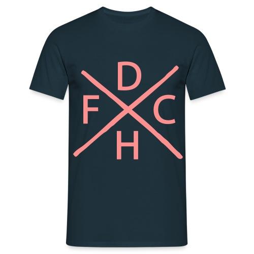 DHFC Hardcore  - Men's T-Shirt