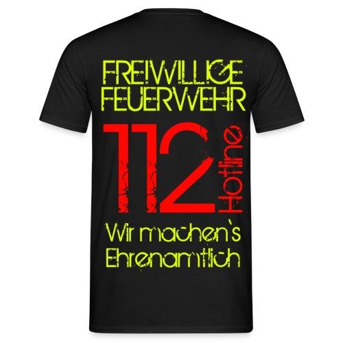 Ehrenamt 112 - Männer T-Shirt