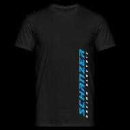 T-Shirts ~ Männer T-Shirt ~ Männer T-Shirt Logo senkrecht