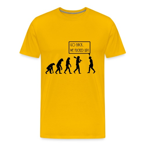 Reality  - Men's Premium T-Shirt