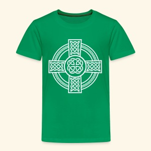Celtic Cross, Kiddie - Kinder Premium T-Shirt