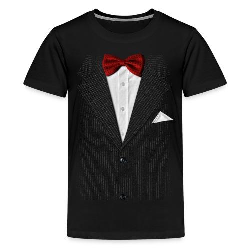 Suit up - Camiseta premium adolescente