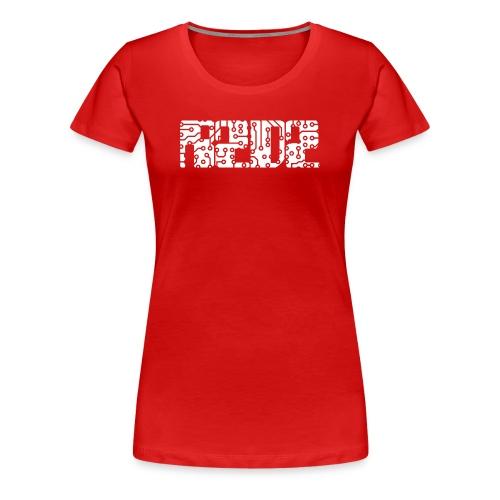 R2-D2 (F) - T-shirt Premium Femme