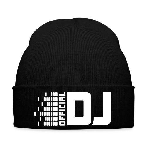Official DJ Mütze - Wintermütze