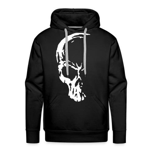 Totenkopf Pulli - Männer Premium Hoodie