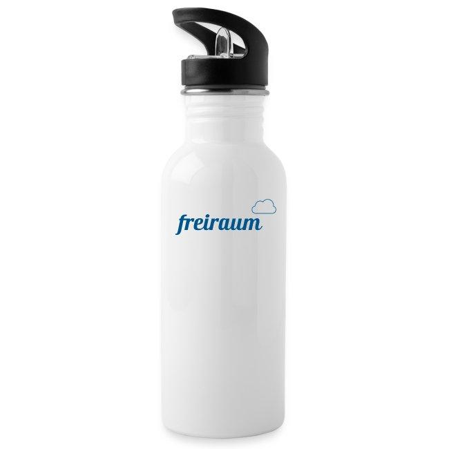 Freiraum-Trinkflasche aus Alu