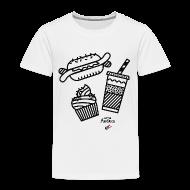 Tee shirts ~ T-shirt Premium Enfant ~ Little America
