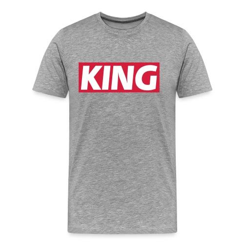 T-SHIRT KING - T-shirt Premium Homme