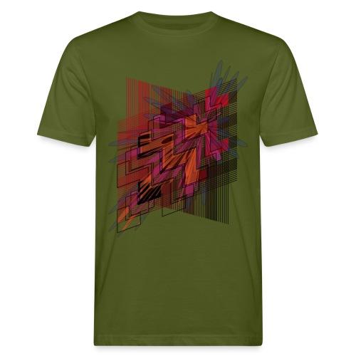 Hyperspace - Männer Bio-T-Shirt