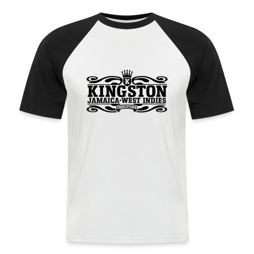 T-SHIRT KINGSTON - T-shirt baseball manches courtes Homme