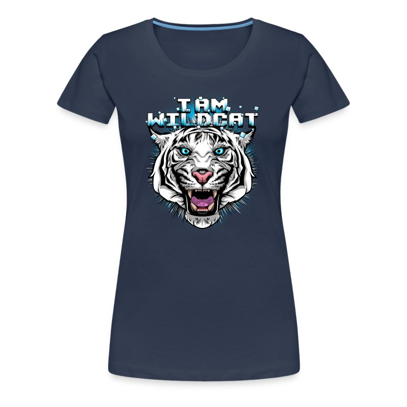 Wildcat_TShirt - Women's Premium T-Shirt