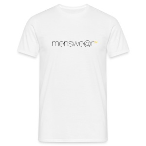 simple tee - Men's T-Shirt