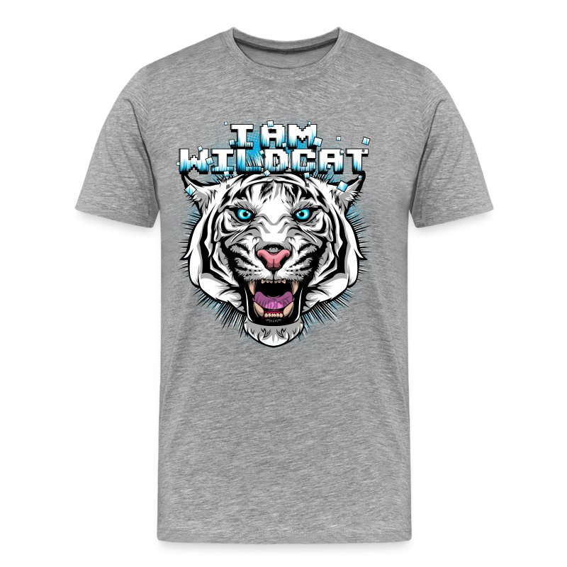 Wildcat_TShirt - Men's Premium T-Shirt