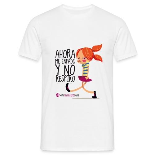 Enfado - Camiseta hombre