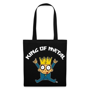 Sac King of Metal - Tote Bag