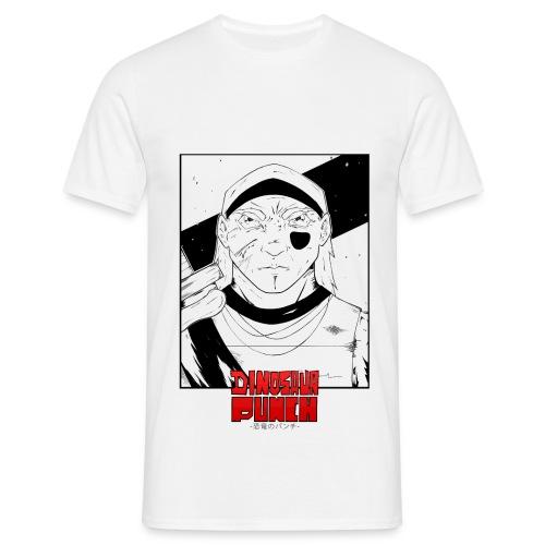 T-shirt Dinosaur Punch Shyon Homme - T-shirt Homme