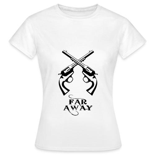 T-shirt Far-Away Femme - T-shirt Femme