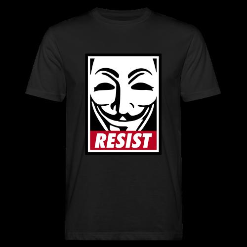 Resist - Männer Bio-T-Shirt