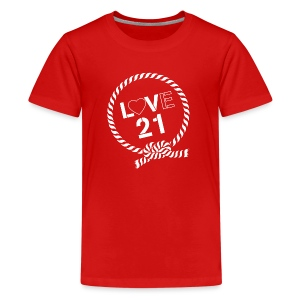 LOVE21 - TEEN T - Teenage Premium T-Shirt