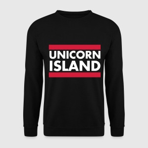 Unicorn Island Sweaters - Mannen sweater