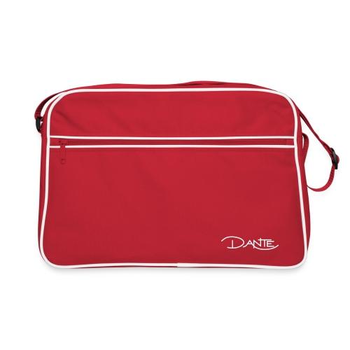 DANTE Retro Tasche Logo  - Retro Tasche