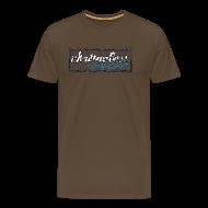 T-Shirts ~ Männer Premium T-Shirt ~ CHROMELESS // CUT