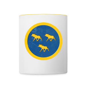 Swedish Mooseforce - Contrasting Mug