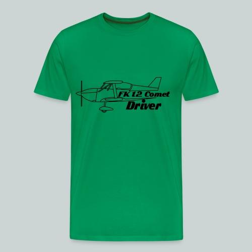 T-shirt homme FK 12 comet driver - T-shirt Premium Homme