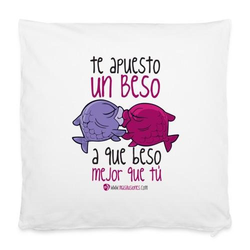 Beso - Funda de almohada 40 x 40 cm