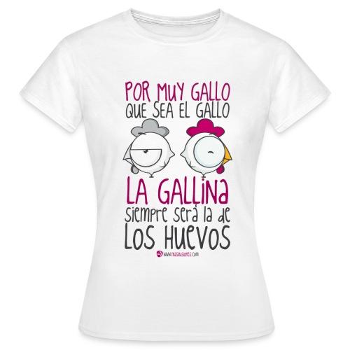 Gallo - Camiseta mujer