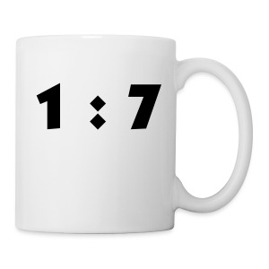 1 zu 7 - Tasse