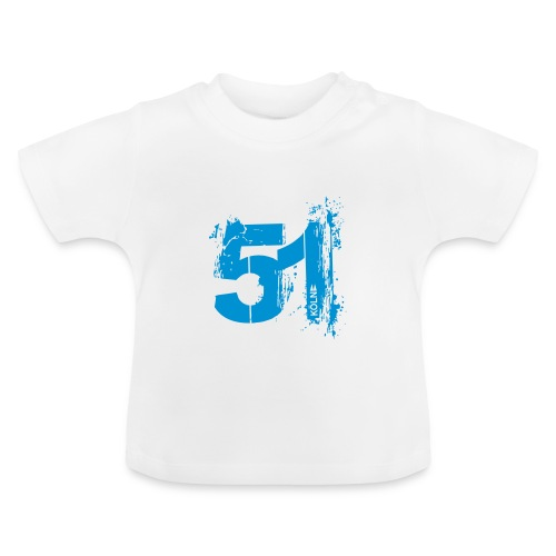 City_51_Köln Motiv - Baby T-Shirt