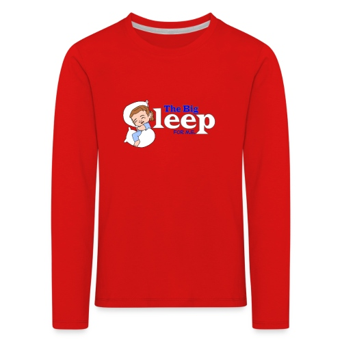 Kids' TBS W Premium Longsleeve Top - Kids' Premium Longsleeve Shirt