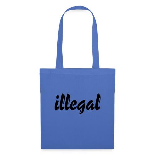 Illegal Beach Bag - Tote Bag