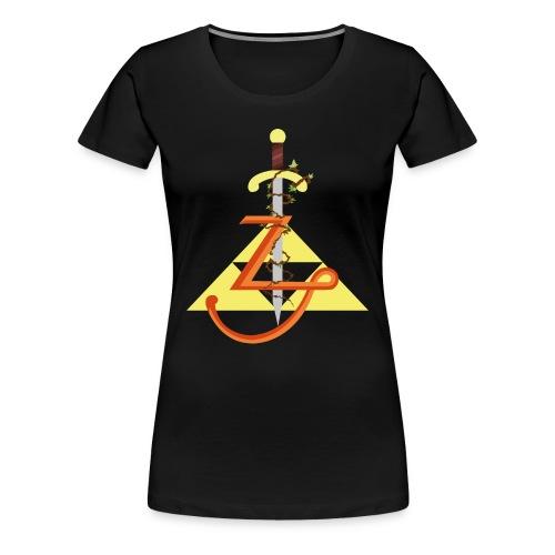 Z - F - T-shirt Premium Femme