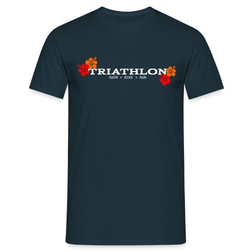 Triathlon - Männer T-Shirt