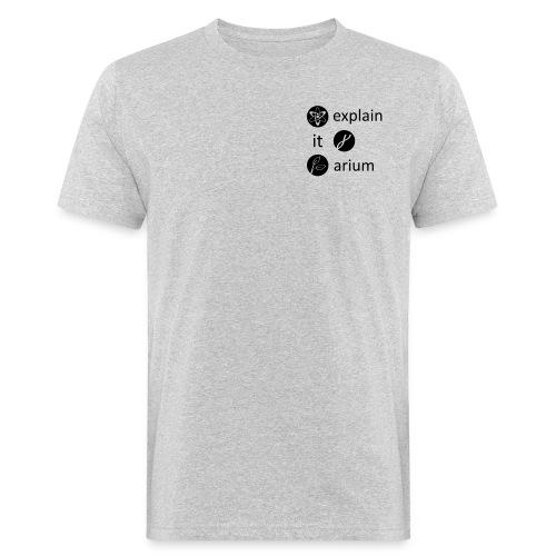 Master It - schwarz - Männer Bio-T-Shirt