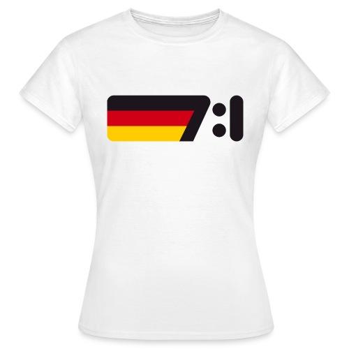 01 - Frauen T-Shirt