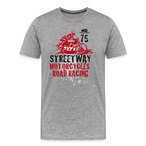 Road Racing - T-shirt Premium Homme