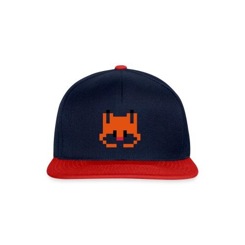 Cappello FoxTheGamer -Ragazzo e Ragazza- - Snapback Cap